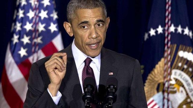 Обама запевнив, що США продовжуватимуть тиск на Росію щодо українського питання