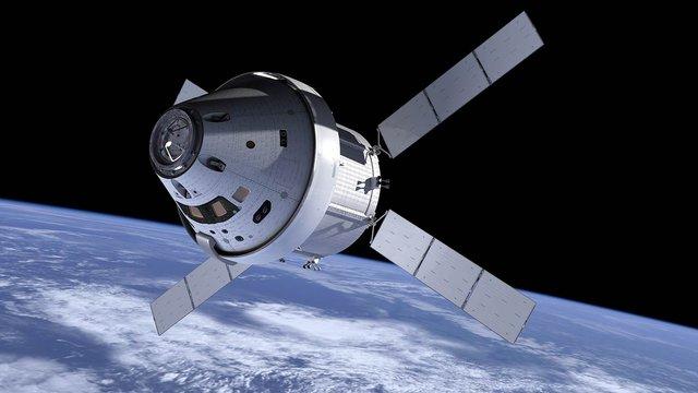 NASA готує історичний запуск пілотованого космічного корабля Orion