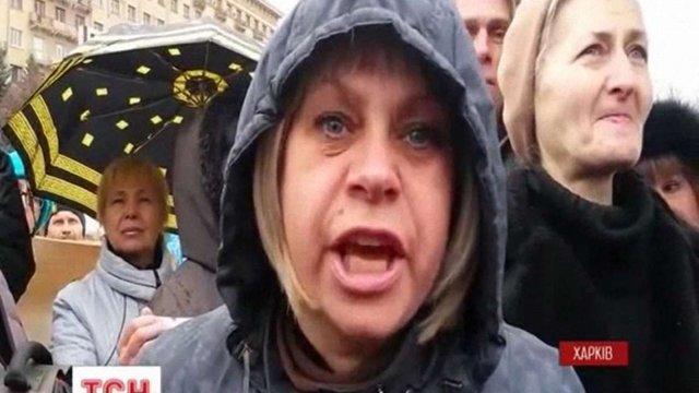 У Харкові розпочався суд над медсестрою, яка навесні добивала ногами активістів Євромайдану