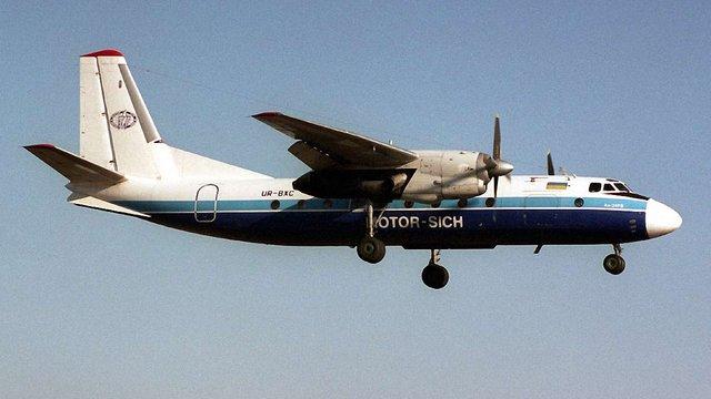 """У Харкові здійснив аварійну посадку літак авіакомпанії """"Мотор-Січ"""""""