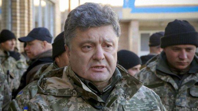 Чергова зустріч щодо мінських домовленостей запланована на 9 грудня, - Порошенко