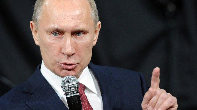 Путін вимагає від української влади відновити фінансування Донбасу