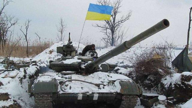 Сили АТО понад три місяці охороняють український прапор біля окупованого Павлополя