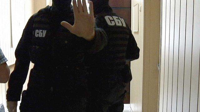 На Луганщині СБУ затримала інформатора, який переховував зброю для бойовиків