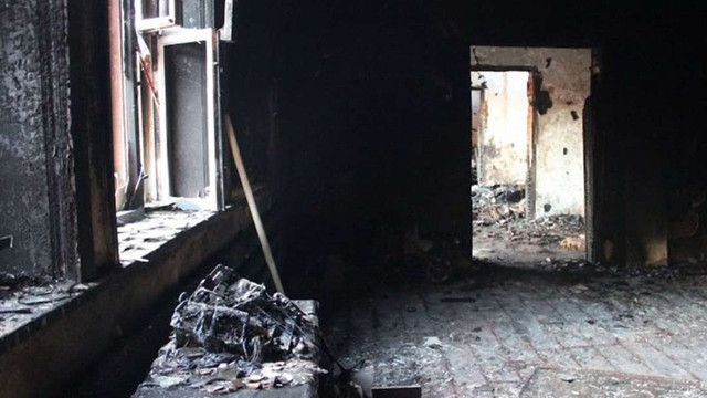 У Росії палять будинки людей, яких підозрюють у чеченському спротиві