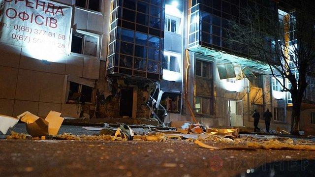 В Одесі вночі прогримів потужний вибух в офісі волонтерської допомоги силам АТО
