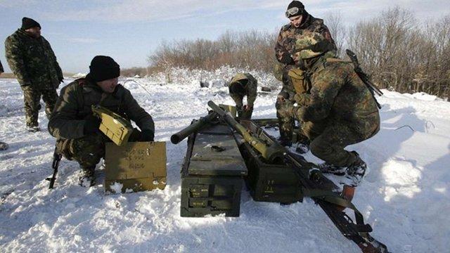 За останню добу бойовики 6 разів обстрілювали позиції АТО, - прес-центр АТО