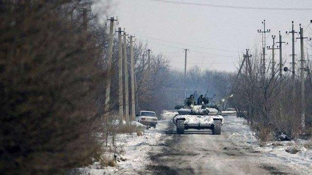 Міноборони хоче розширити військові частини в зоні АТО