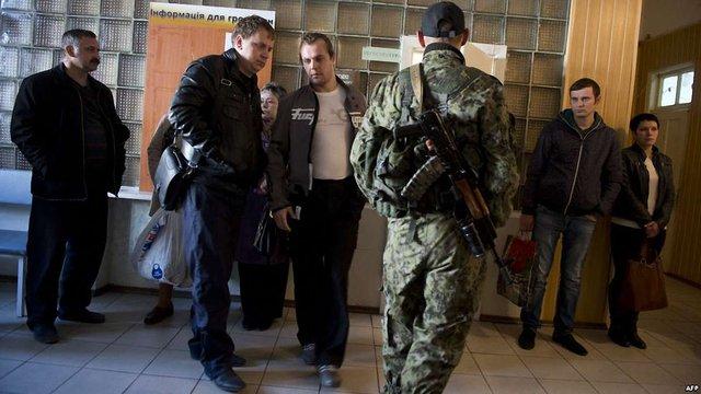 Терористи пригрозили, що з настанням потепління підуть на Київ