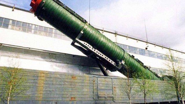Росія відновила створення бойових залізничних ракетних комплексів