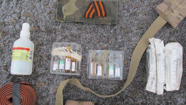 Під Маріуполем ліквідували двох терористів-снайперів