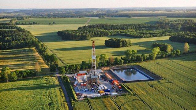 Chevron відмовилася видобувати сланцевий газ на заході України
