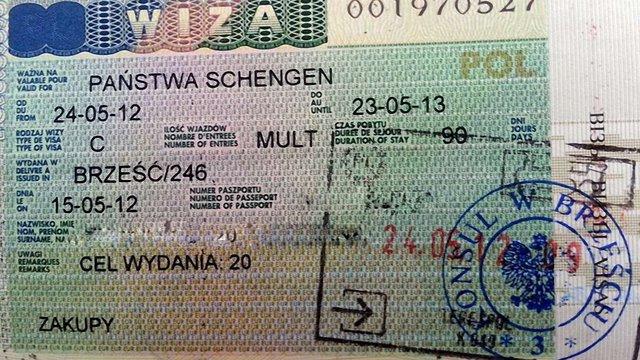 «Польща, попри обіцянки, видає дуже мало п'ятирічних шенгенських віз», - активісти