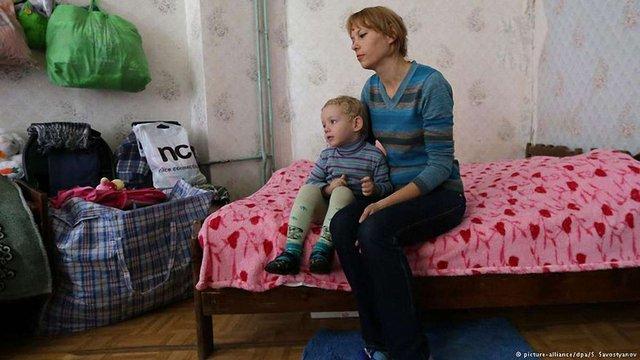 ООН просить, щоби Київ продовжував платити пенсії в контрольованих бойовиками районах