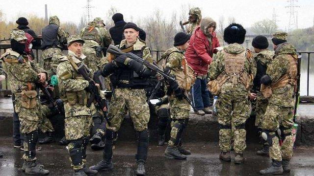 На Донеччині затримали диверсантів, які діяли у підпіллі на контрольованій Україною території