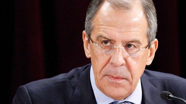 Лавров переконаний, що Росія має право розміщувати у Криму ядерну зброю