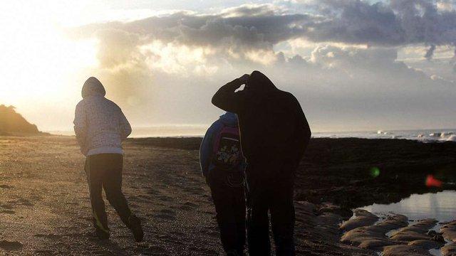 В іспанській Андалусії після шторму на берег викинуло 2 тонни гашишу