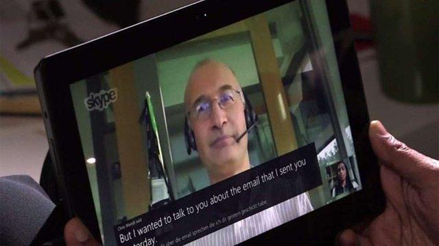 Skype запустив функцію синхронного перекладу голосових повідомлень