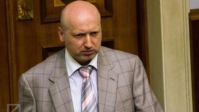 Порошенко: Олександр Турчинов займеться стабілізацією внутрішньополітичної ситуації в країні