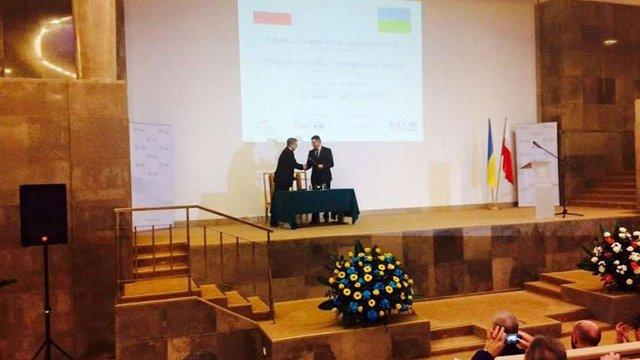 Україна і Польща підписали угоду на підготовку ТЕО щодо об'єднання газових систем
