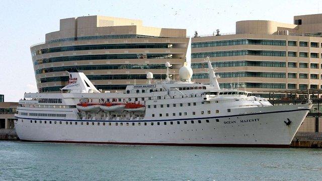 ЄС заборонить круїзним лайнерам заходити до портів Криму