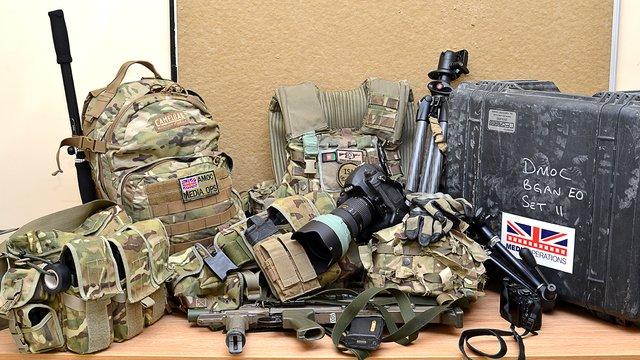 Великобританія надіслала гуманітарну допомогу українській армії
