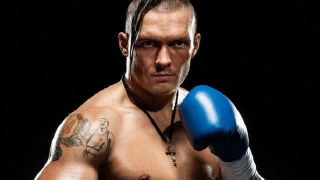 Олександр Усик впритул наблизився до трійки кращих в оновленому рейтингу WBO