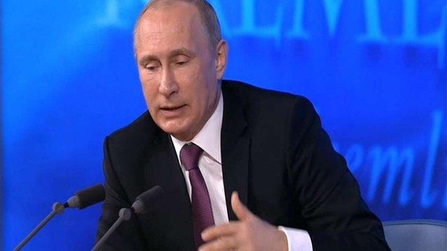 У Росії двірцевих переворотів бути не може, - Путін