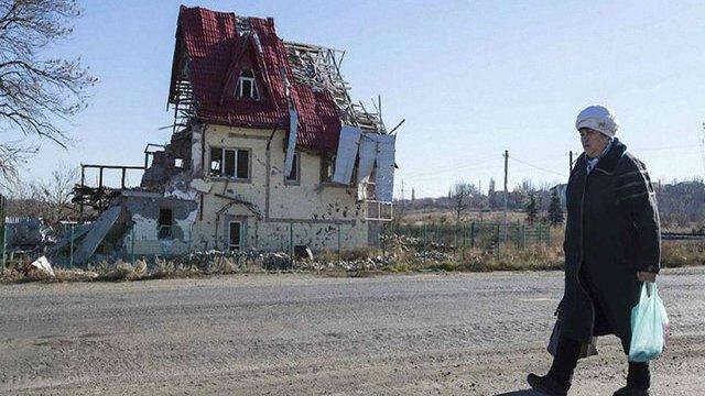 Жителі звільнених міст не поспішають називати події на Донбасі війною з Росією