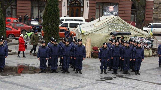 У Львові відзначили кращих міліціонерів