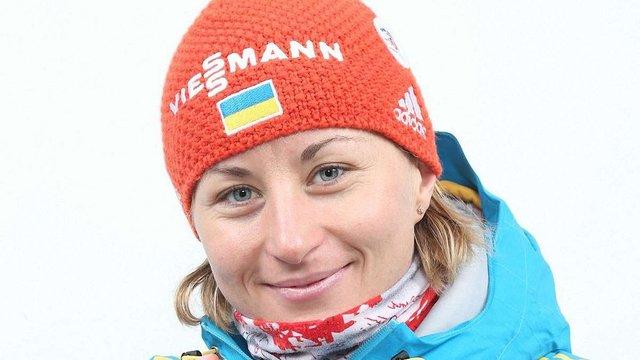Валентина Семеренко - друга у загальному заліку Кубка світу з біатлону