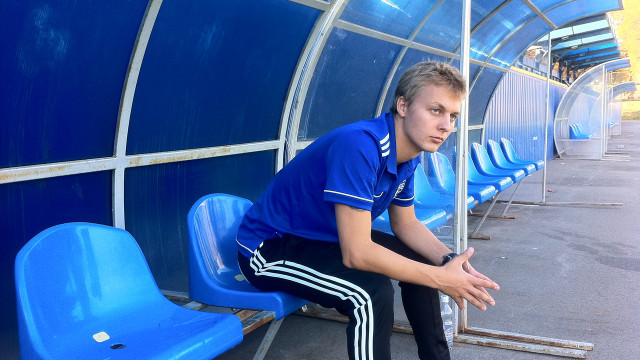 Шуфрич-молодший планує стати футбольним тренером