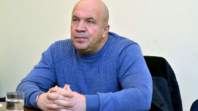 У Конькова з'явився перший офіційний конкурент на перевиборах президента ФФУ
