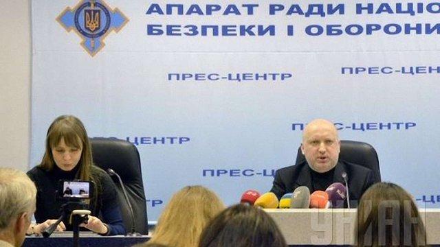 Голова РНБО проти спільного патрулювання ЗСУ і військових РФ на Донбасі
