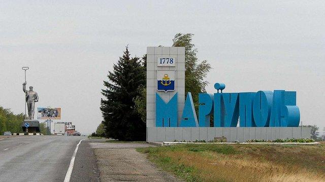 Полк «Азов» бере Маріуполь під свій контроль