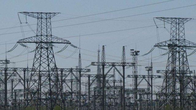 Україна повністю припинила енергопостачання Криму