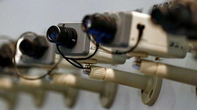 На вулицях Москви встановили камери спостереження, які реагують на певні слова і вигуки