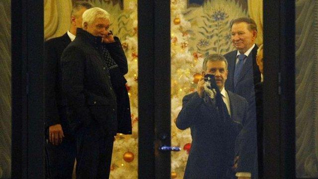 У Мінську закінчилися переговори контактної групи