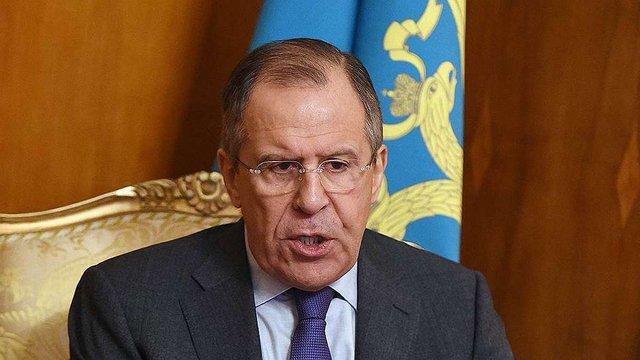 Росія вважає недоцільним проводити розрахунки з Білоруссю у валюті, - Лавров