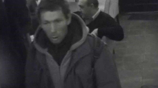 Оприлюднені фото підозрюваного у вбивстві кіоскерки у Львові