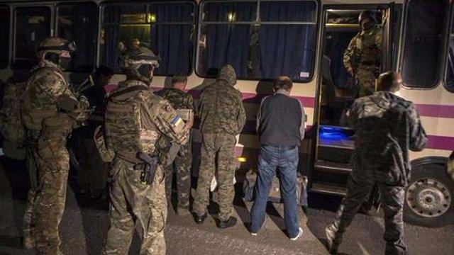 За два дні з полону бойовиків звільнили 154 людини, - СБУ