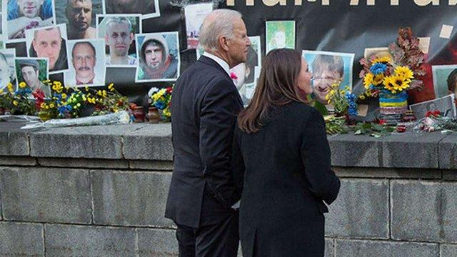 Віце-президент США включив події Євромайдану у ТОП-10 подій 2014 року
