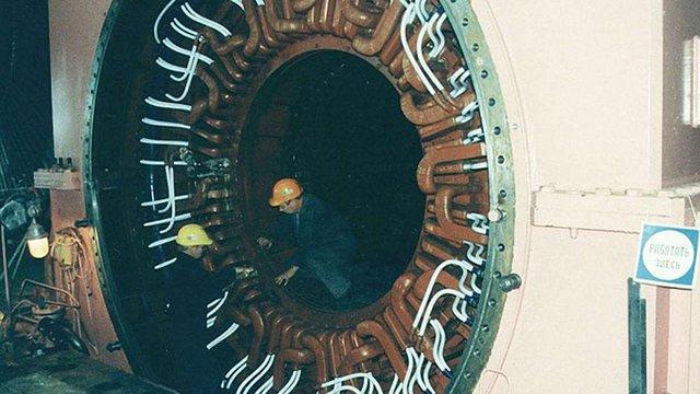 На Запорізькій АЕС відключили 6-й енергоблок