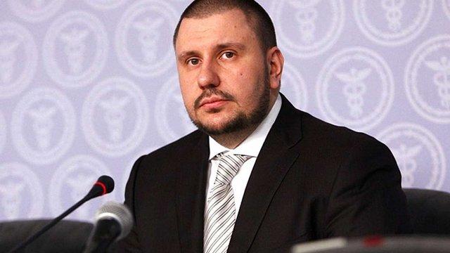 ГПУ висунула обвинувачення екс-міністру доходів і зборів Клименку