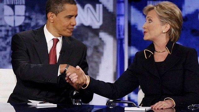 Барака Обаму і Гіларі Клінтон назвали найбільш шанованими людьми 2015 року в США