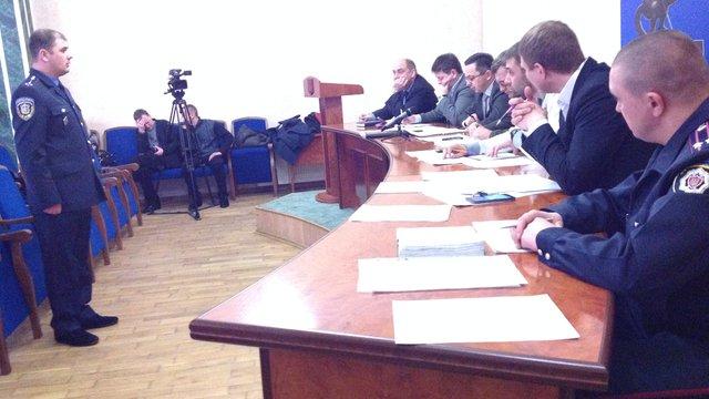 У Львові вперше провели відкритий конкурс на посади в міліції