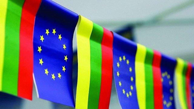 Литва офіційно перейшла на розрахунки у євро