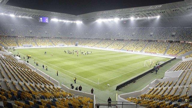 «Арена Львів» практично вийшла на операційну самоокупність