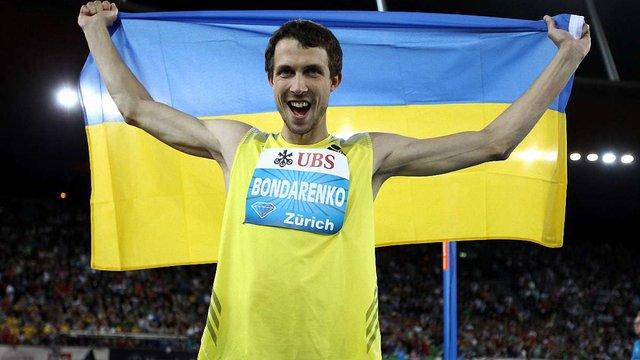Українець Богдан Бондаренко - другий в рейтингу кращих легкоатлетів світу