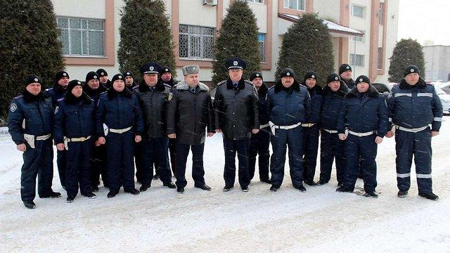 П'ятнадцять добровольців із Львівщини вирушили сьогодні у зону АТО